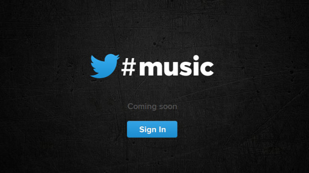 Twitter Music suggests artists and tracks to users based on their account.