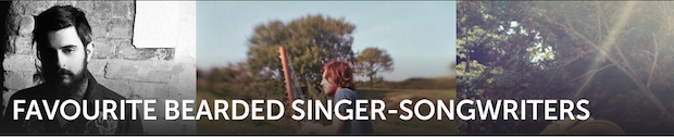 Tastebuds User Collection: Favourite Bearded Singer-Songwriters